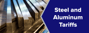 steel and aluminum tariffs